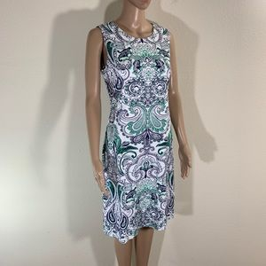 J McLaughlin Catalina Cloth Stretch Dress S